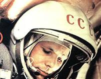 50 anos do primeiro homem no espaço