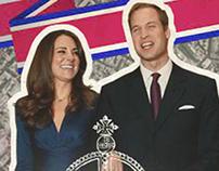 Saiba como será o casamento de Kate e William
