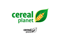 Разработка логотипа, фирменного стиля для Cereal Planet