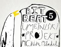 BIT5BEAT Art-Fest Poster