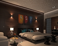 3D Photo Realistic Residential Interior Visualization
