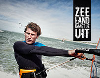Photography  for Sport Zeeland Campaign