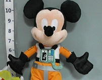 Toy Design Mickey X wing