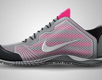 Nike Footwear - Trail Runner concept