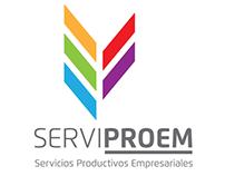 Diseño de Identidad Corporativa | SERVIPROEM