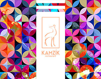 KAMZIK RESTAURANT - Branding, Web and Print