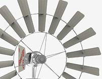 Aermotor/ Shinola Wind Power