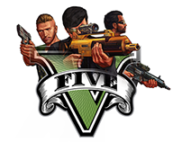 GTA V - Grand Theft Auto Online Characters - Part 1