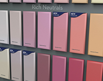 Dulux Signature Collection Stand