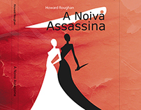 "Book Cover  | ""A Noiva Assassina"" 