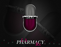 LA PHARMACY RX - LOGO