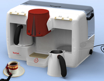 Turkish Coffee Machine