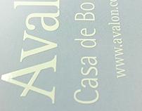 Identidad para Avalon Casa de Bolsa S.A.