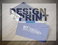 Business Cards (Design and Print)
