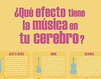Efecto de la música en tu cerebro bro - My Gago