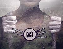 poster track  Nour m7gob