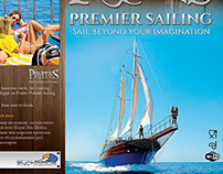 PIRATES SAILING BOAT FLYER