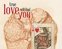 True Love Will Find You In The End | Poster