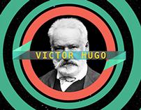 Citações #2 Motion Graphics // Victor Hugo