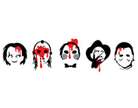 Serial Killers icons