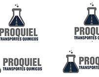 Propuesta logo para un empresa de transporte quimicos