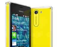 Nokia Pakistan - Nokia Asha 502 Digital Campaign
