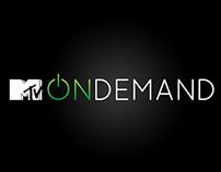 • Progetto di campagna online su MTV ondemand •