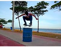 Thiago Pereira Ollie Filmagens : Flávio Oliveira
