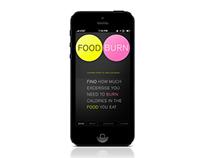 Food Burn App