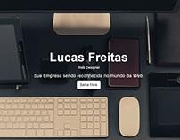 Lucas Freitas Web Site