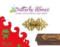 Butterfly Homes - Ecommerce