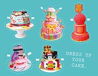 Wynne's Cake Company Poster