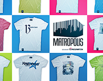 MATROPOLIS T-Shirt Design