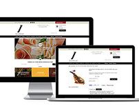 Empório Pata Negra - Re-Design | Online Store