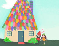 · Two little elves · One little Gif ·