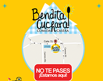 Bendita Cuchara - Redes Sociales