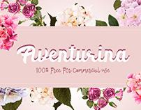 Freebie - Aventurina Fonts