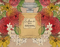 The Flowers of Chanel