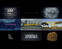 Film Titles - Various