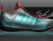 Shoe sketching