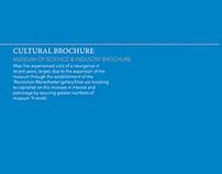CULTURAL BROCHURE - MOSI