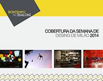 Bontempo na Semana de Design de Milão