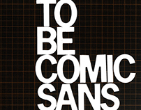 THIS USED TO BE COMIC SANS