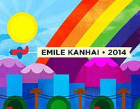Summer 2014 Illustration Portfolio
