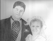 Wedding Drawing