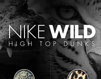 Nike Wild — High Top Dunks