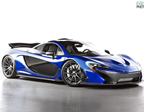 Private Client: McLaren P1