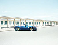 Ferrari Deauville
