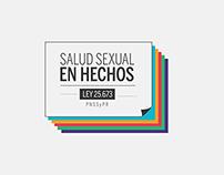 Salud Sexual en HECHOS - Micrositio informativo
