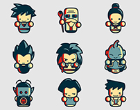Dragon Ball Z Character